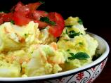 South African Inspired Potato Salad