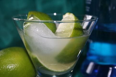Caipirosca (Brazilian Lime Cocktail). Photo by ~Nimz~