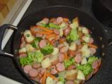 Kielbasa Skillet Supper