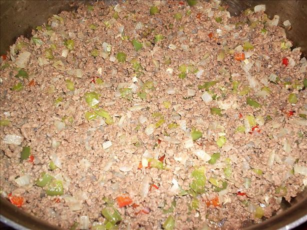 All Purpose Ground Meat Mix. Photo by Fairy Nuff