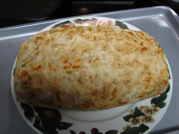 Beer Batter Cheese Bread. Photo by airlink diva