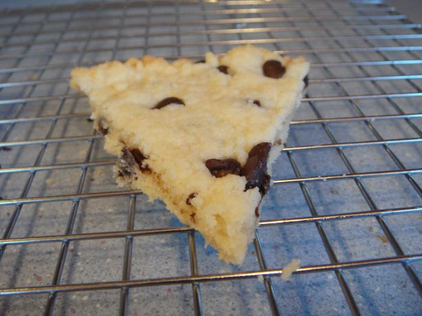 Chocolate Chip Shortbread. Photo by BethanyAck
