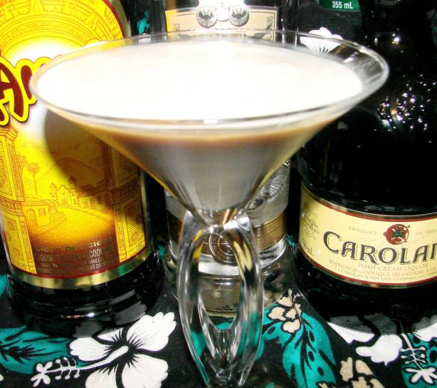 Mudslide Martini. Photo by Boomette