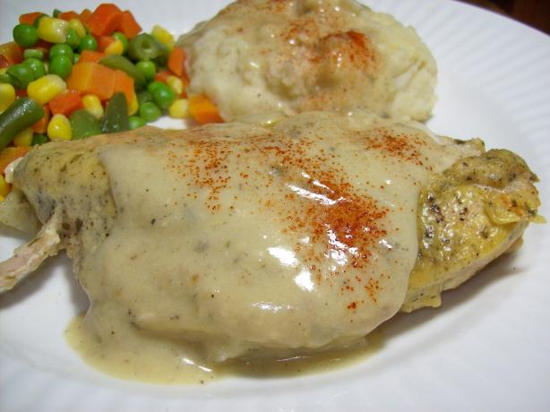 Tarragon Chicken Casserole. Photo by Chef shapeweaver ©
