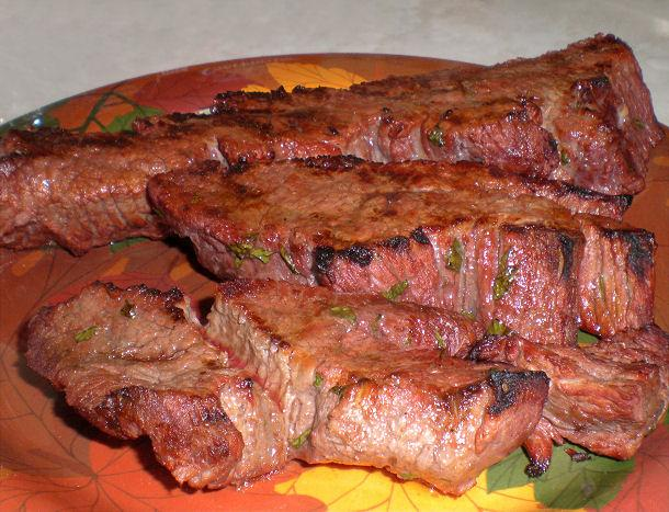 Southwestern Tri-Tip Steaks. Photo by Sandi (From CA)