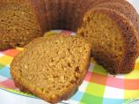 Gluten-Free Pumpkin-Applesauce Bundt Cake