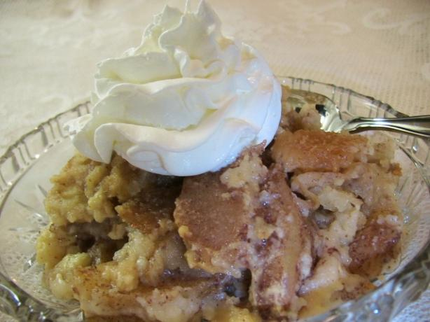Crock Pot Apple Pie. Photo by BecR
