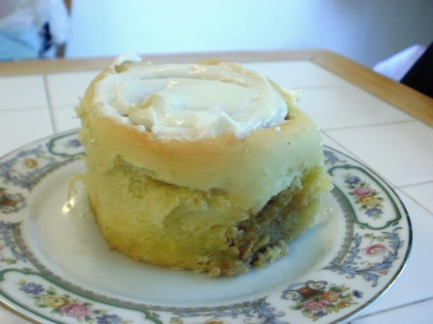 Yummy Cinnamon Rolls for the Bread Machine. Photo by Marie Nixon