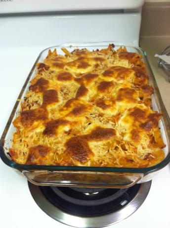 Baked Ziti. Photo by Lex317