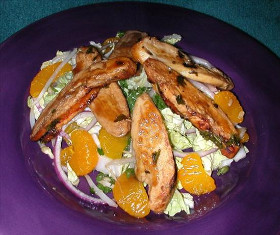 Thai Citrus Chicken Salad. Photo by Julesong