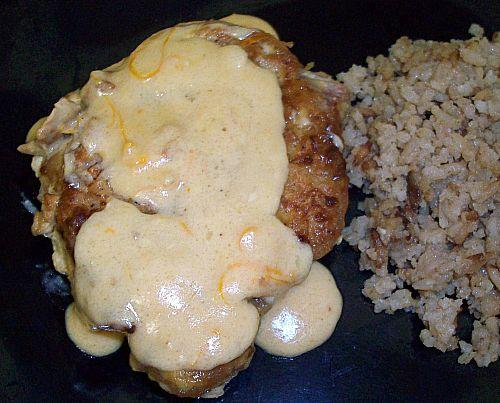 Pork Tenderloin With Orange Sauce. Photo by diner524