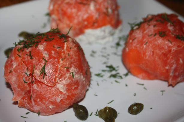 Smoked Salmon Ball. Photo by happy2bme_9_8206787