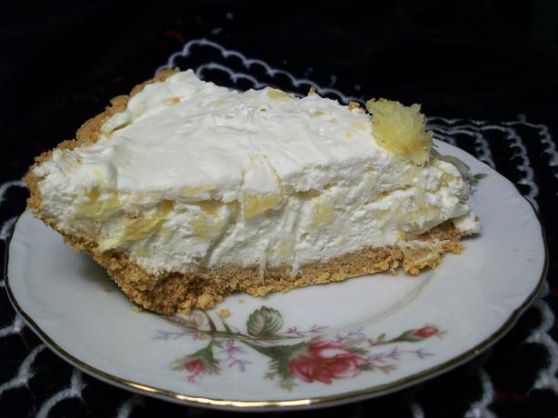 No Bake Diabetic Pineapple Cheesecake. Photo by 2Bleu