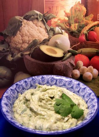 Avocado Ranch Dip. Photo by Rita~