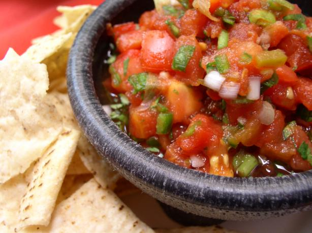 Rotel Salsa. Photo by Bayhill