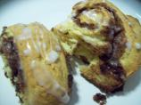 BisQuickie Cinnamon Rolls