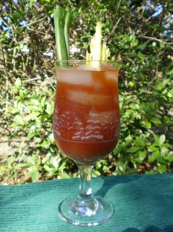 Tre's Famous Bloody Mary. Photo by breezermom