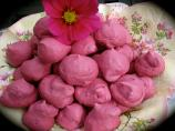 Fresh Raspberry Meringues