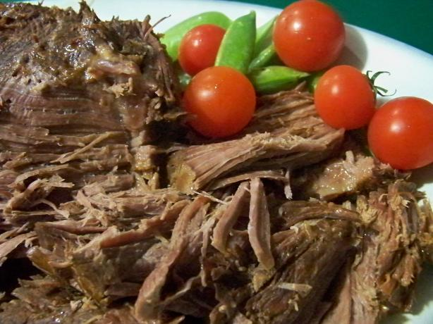Crock Pot Chuck Roast. Photo by gertc96