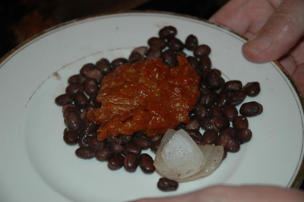 Black Beans in Chipotle Adobo Sauce. Photo by Sweetiebarbara