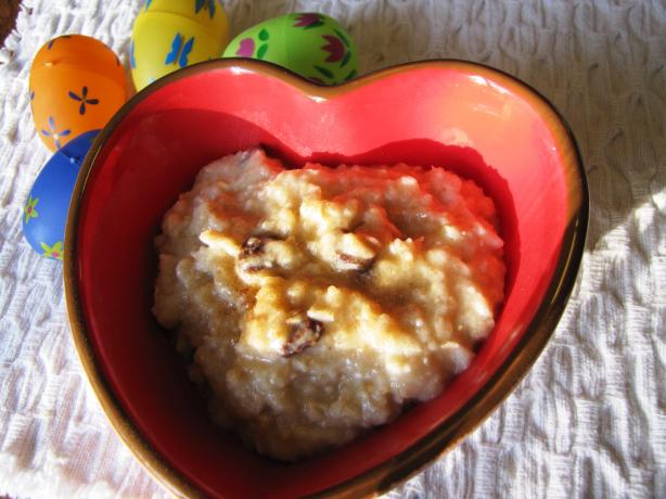 Apple Cinnamon Oatmeal - Ww Points 4.5. Photo by loof