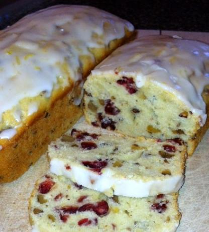 Betsy's Lemon-Cranberry Bread. Photo by Chef #1517123