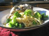 Broccoli and Pasta