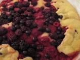 Mixed-Berry Crostata