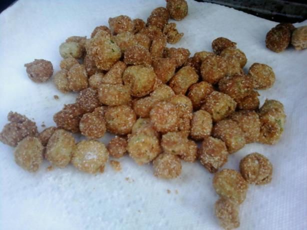 Fried Okra. Photo by Redallnite