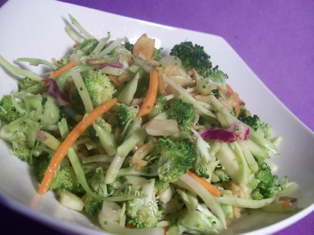 Tasty Ramen Broccoli Cole Slaw. Photo by Sharon123