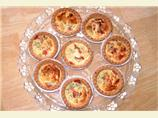 Quick&#39;n&#39;Easy Seafood Tarts