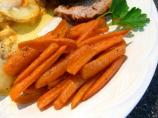 Southwestern Roasted Carrots