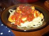 Seafood Fra Diavolo With Pasta