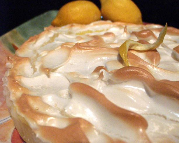 Desperate Housewives Secret Lemon Meringue Pie. Photo by FLKeysJen