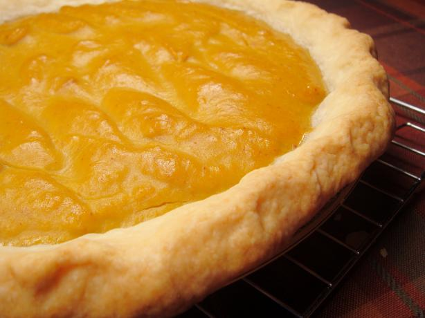 Single Flaky Pie Crust (Food Processor). Photo by Lori Mama