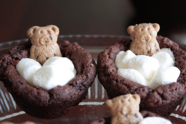 Award Winning Bears in a Bubble Bath Mini Treats. Photo by Jesse and Eliza's Mom