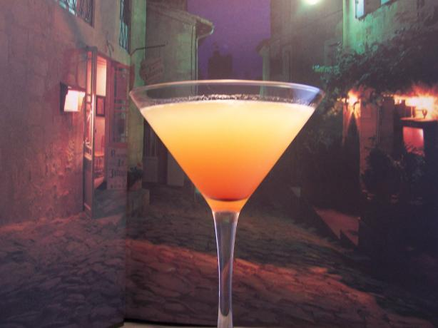 Sunset Martini. Photo by Rita~