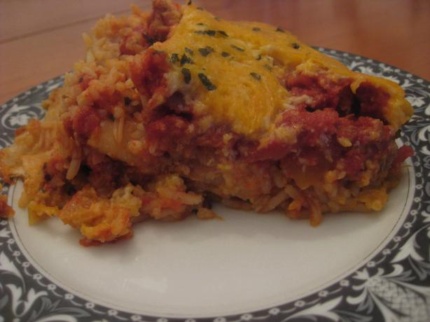 Southwestern Chile Lasagna. Photo by Scarlett516