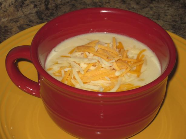 Old Fashioned Corn and Potato Chowder. Photo by dawn10379