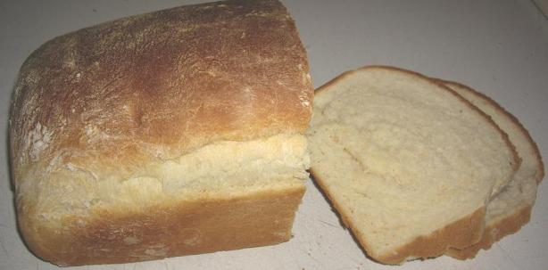 Classic White Sandwich Bread. Photo by Sphinx