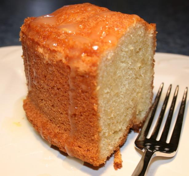 Happy Cake ( Pound Cake ). Photo by **Tinkerbell**