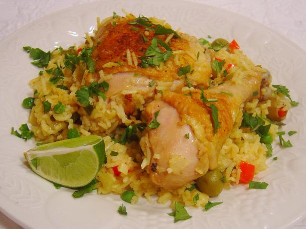 Arroz Con Pollo. Photo by :(