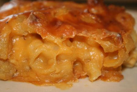 Creamy Baked Macaroni and Cheese – Not Low Fat!. Photo by ~Nimz~