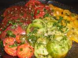 Méli-Mélo:a Muddle and Medley of Heirloom Tomatoes