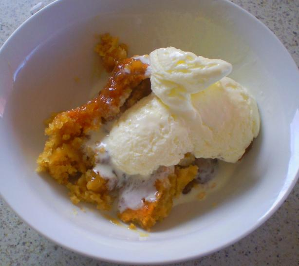 Butterscotch Self-Saucing Pudding. Photo by Jewelies