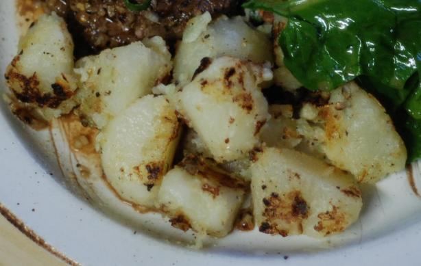 Greek-Like Potatoes. Photo by SUPERchef :)