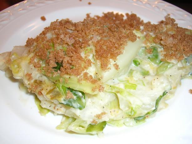 Cabbage Casserole. Photo by Chef*Lee