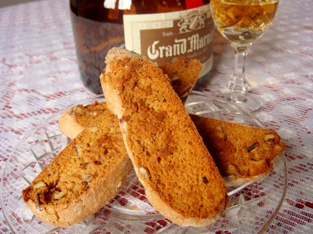 Honey Biscotti. Photo by Lori Mama