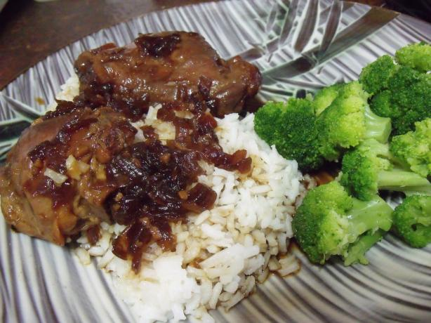 Crock Pot Teriyaki Chicken. Photo by Darkhunter