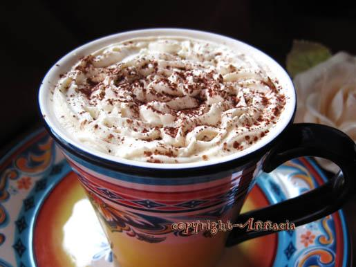 Mexican Inspired Tequila Coffee. Photo by Annacia
